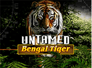 Игровой автомат Untamed Bengal Tiger онлайн